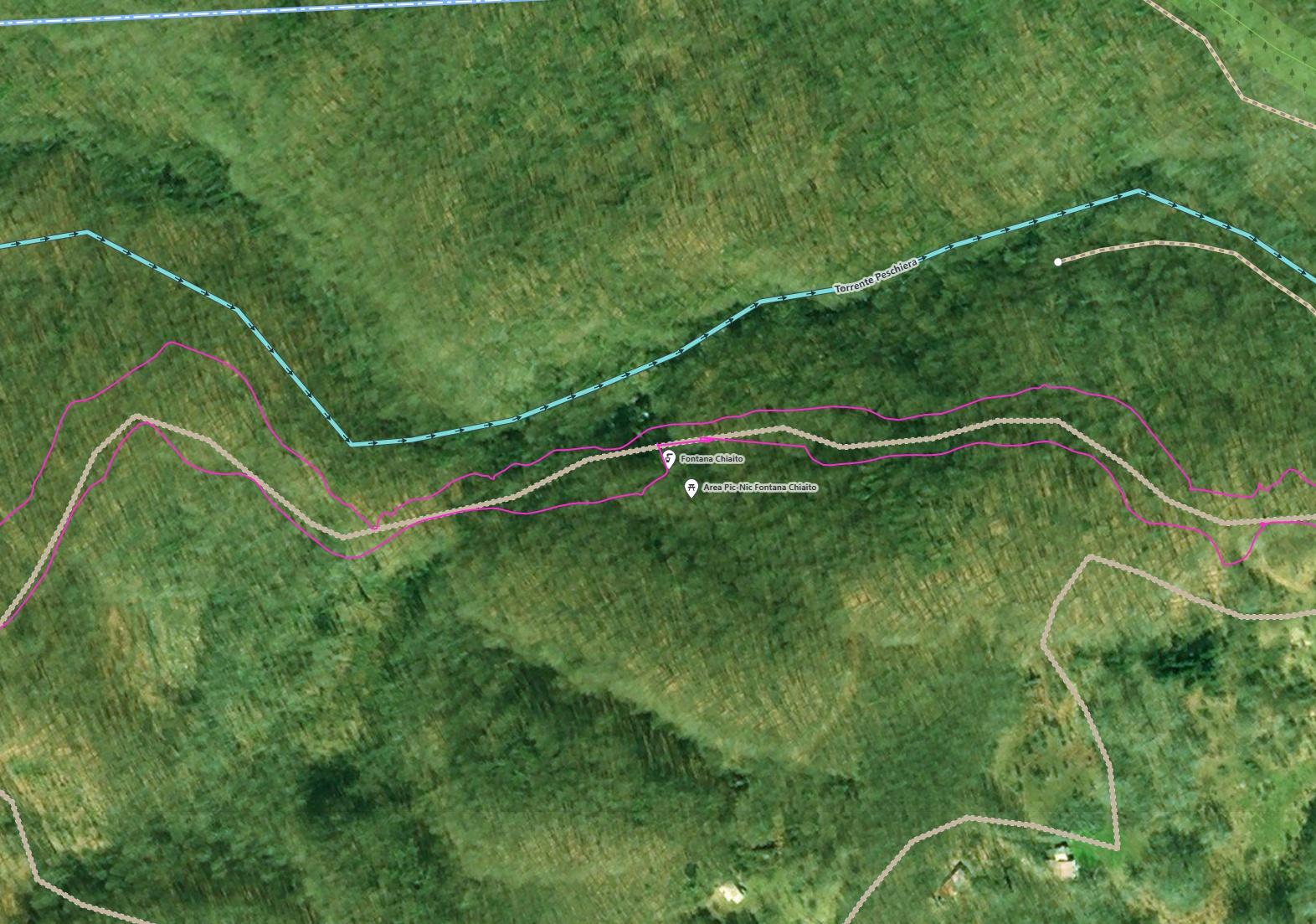Incertezza sulla traccia registrata da un dispositivo GPS
